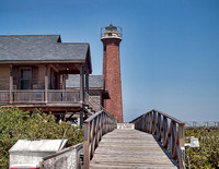 Now privately owned, it is the only lighthouse on the Texas Coast that is staffed and operated 24 hours a day.