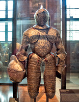 Armour Mars and Victory made around 1565-1570 in the Musée de l'Armée.