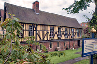 Merchant Adventurers' Guild Hall, York, UK.  Open for public use as a fully functioning museum, wedding and hospitality venue and meeting place some 650 years after construction began in 1357.
