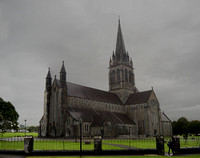 St. Mary's Cathedral in Killarney, completed in 1855 and designed by the English Architect Augustus Welby Pugin.