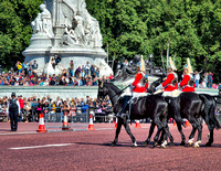 The Horse Guards, awesome pageantry!