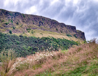 Arthur's Seat, Edinburgh, Scotland. Many claim that its name is derived from the myriad legends pertaining to King Arthur.