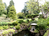 The Japanese Gardens.